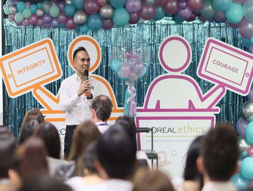 L'Oréal Ethics Day