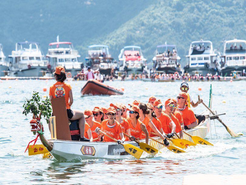 L'Oréal Dragonboat Day